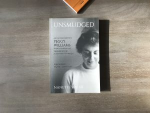 Unsmudged by Nanette Walsh, Front Jacket